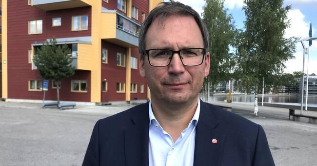 Förre kommunalrådet Peder Björk (S) om den misstänkta muthärvan i Sundsvall