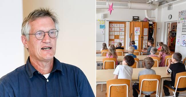 """Tegnell svarar på kritiken inför skolstarten: """"Barn driver inte pandemin"""""""