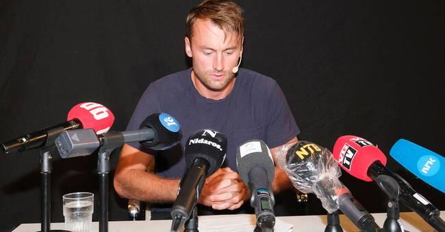 """Petter Northug möter pressen: """"Jag behöver hjälp"""""""