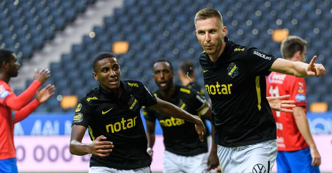 Long Awaited Win In The Allsvenskan For Aik Teller Report