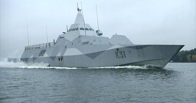 The Navy Exercises Air Defense In Ostergotland Waters Teller Report