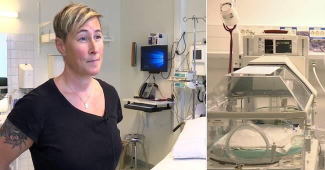 Trots vårdsatsningar – länets barnmorskor går på knäna