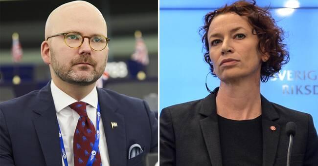 Svenska politiker splittrade om migrationsavtal