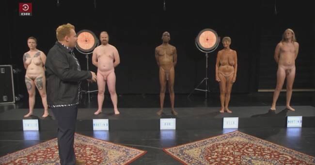 Danskt barnprogram med nakna vuxna väcker reaktioner