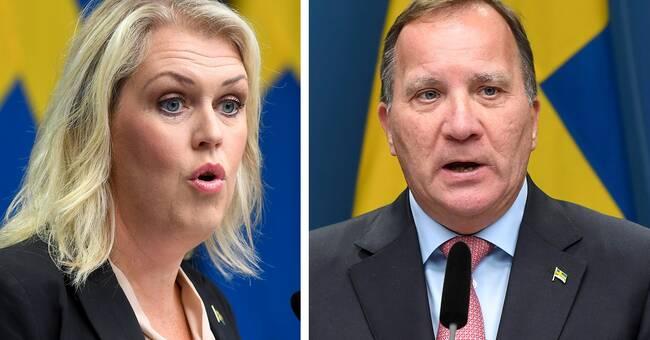 Stefan Löfven: Regeringen lättar inte på restriktionerna