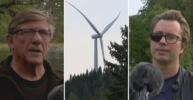 Vindkraft i Svartnäs splittrade bygden – här är åsikterna tio år senare