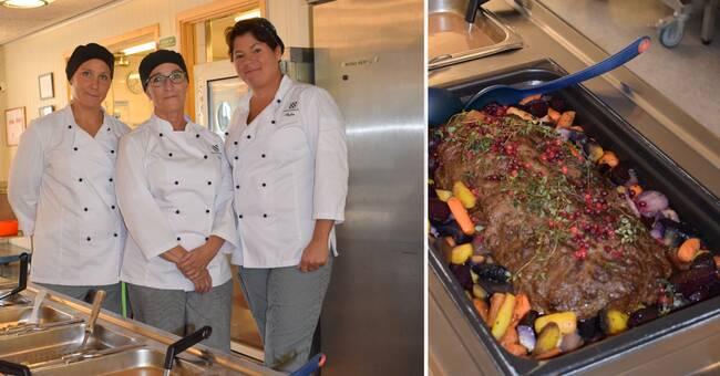 Naturbeteskött serverades för första gången i Söderköping