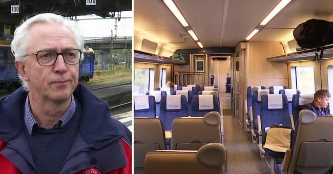 Tågtrafiken mellan Luleå och Boden – ett pendelfiasko