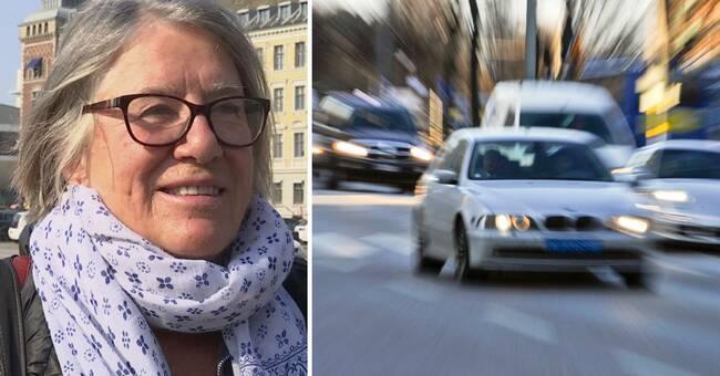"""Helsingborgaren: """"De dånar förbi med gasen i botten"""""""