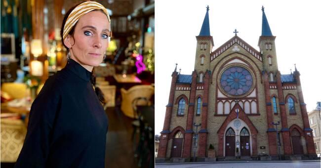 Ständigt debatterade Sjömanskyrkan tarny riktning