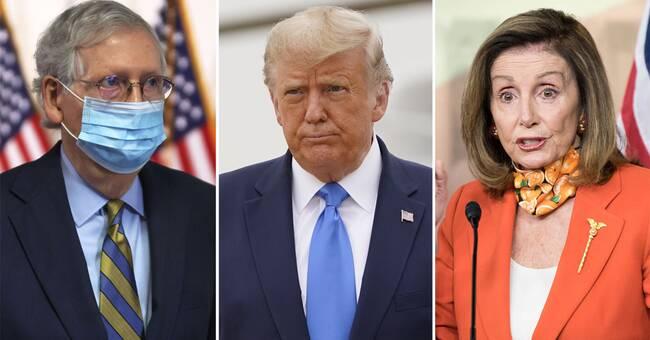 Efter Trumps utspel – republikaner lovar val enligt reglerna