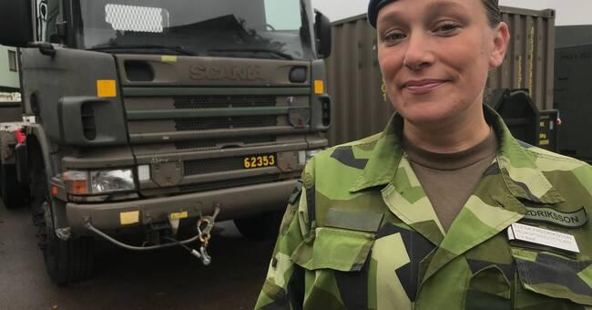 Värnpliktiga kvinnor – Linköping i topp