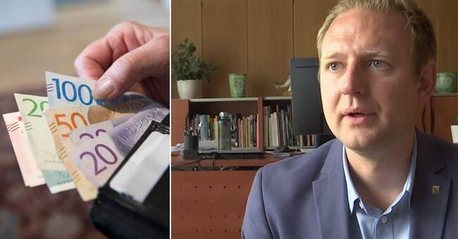 Hårdare villkor för att få politikerfallskärm i Falkenberg