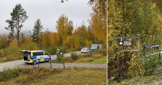 Skjutning kopplas till vindkraftbygget i Viksjö