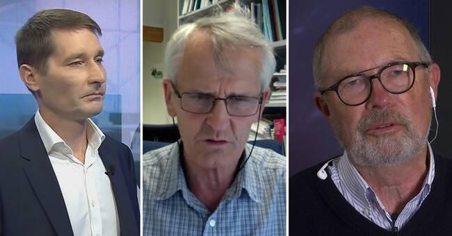 Hör experternas tre teorier om hålet på Estonia