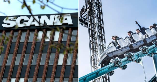 Nöjesfält och Spanienlansering – Scania får miljonsmäll för felaktiga avdrag