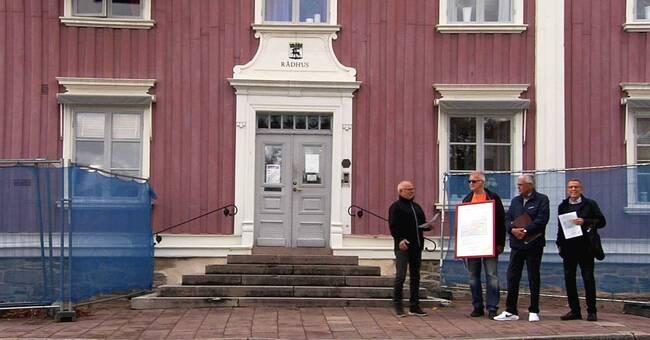Aktionsgrupp vill att E20 ska dras utanför Alingsås