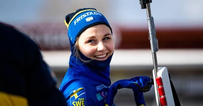 Positivt besked för Stina Nilsson