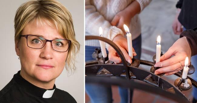 """Präst om konflikten i stiftet: """"Tragiskt – kyrkan ska stå för försoning"""""""