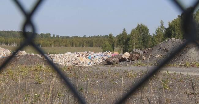 Bolaget bakom Dannemora-soporna har ansökt om konkurs