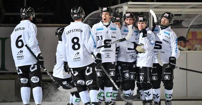 AIK kryssade i Bollnäs – Saik ny tabelletta