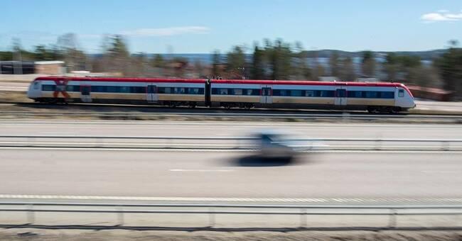 Infrastrukturministrarna överens – tågen måste gå snabbt i hela Sverige.