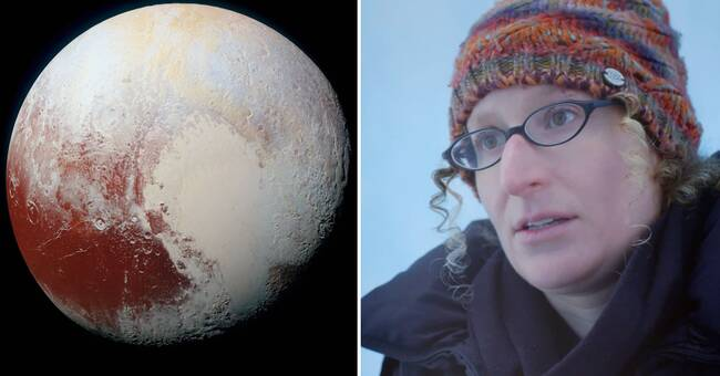 """Pluto kan ha förutsättningar för liv: """"Hisnande"""""""
