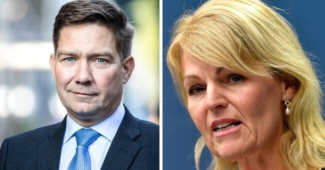 """Finlands Nordenminister: """"Jättejobbigt och jättetråkigt men nödvändigt"""""""