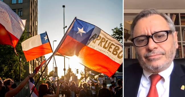 Chile röstar om en ny konstitution