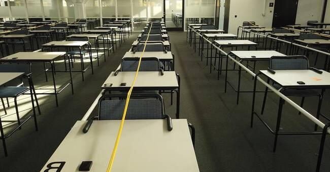 Fler vakter ska coronasäkra årets högskoleprov