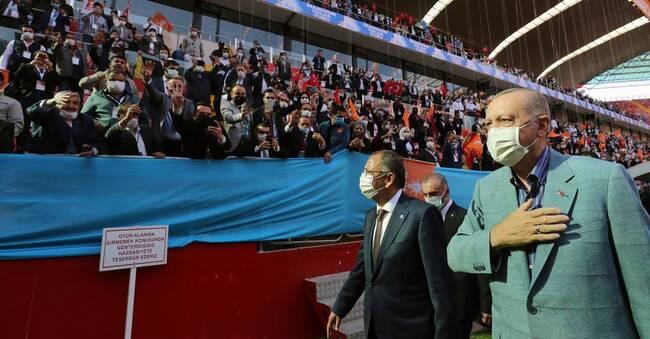 Erdogan: Macron behöver ett psyktest