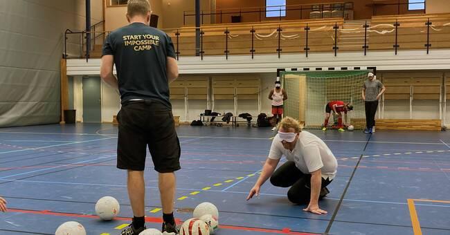 Läger vill möjliggöra idrottande för funktionsnedsatta