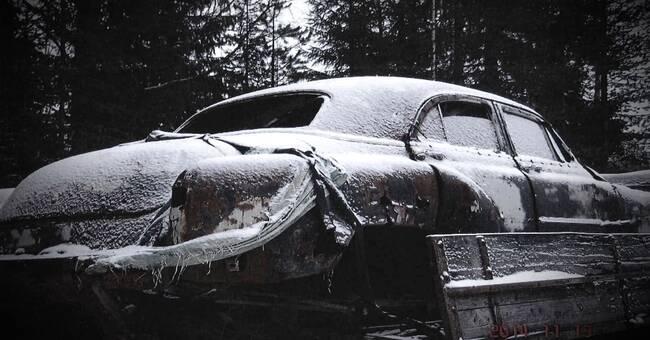 Strömsund gör nytt försök att få bort gamla bilar