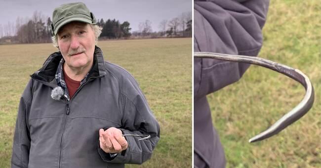 Håkans fynd avfärdades som skräp – var medeltida silverskatt