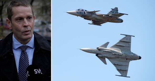 Saab vill inte svara på SVT:s frågor om misstänkt amerikanskt spionage