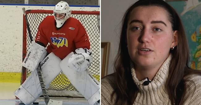 Haft covid-19 i över 220 dagar – tveksam om hon någonsin kan spela hockey igen
