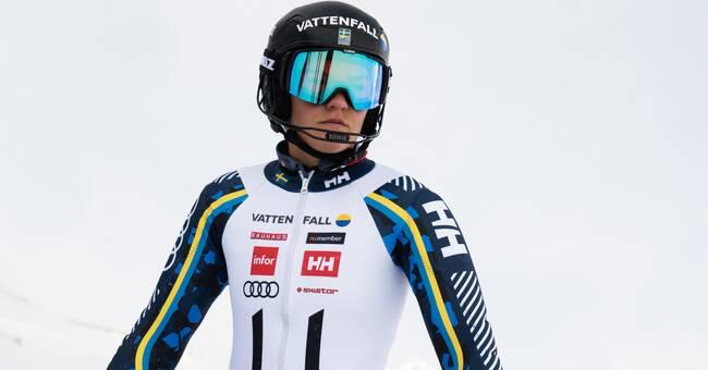 Det alpina landslaget i karantän – får inte tävla i Levi