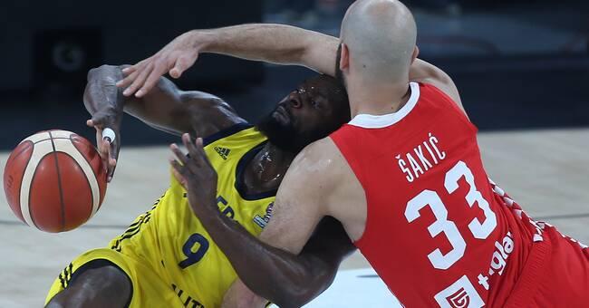 Klar förlust för Sverige mot Kroatien i EM-kvalet