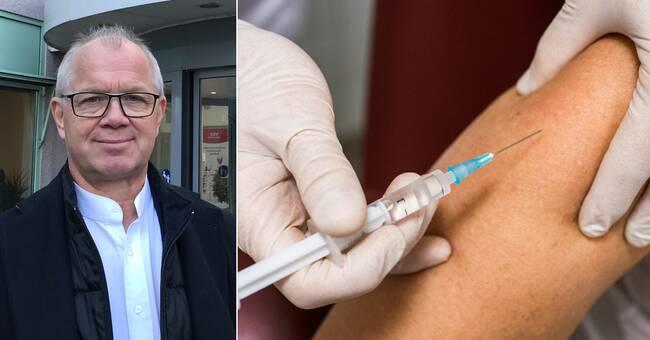Kostnaden för coronavaccin fortfarande olöst i Kalmar län