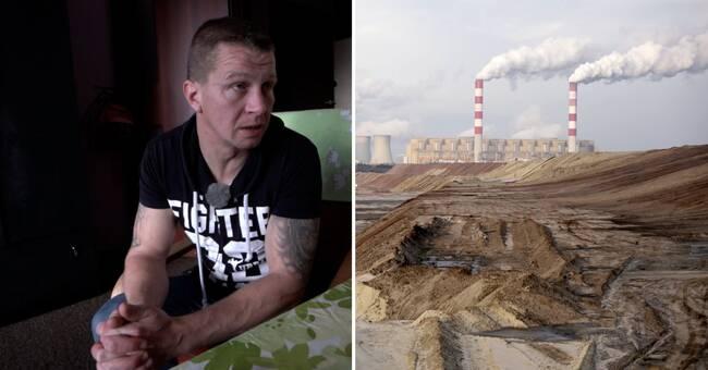 Debatt när Polen byter ut kolkraften