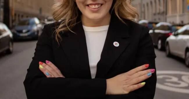 Hon blir ny ordförande för Sveriges Elevkårer