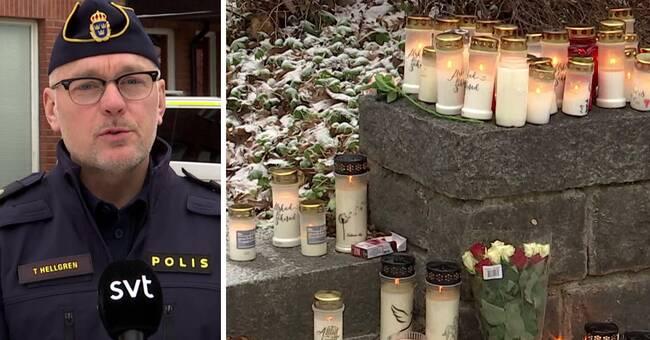 Efter mordet i Borlänge: Polisen kartlägger offrets sista timmar i jakten på gärningsmän