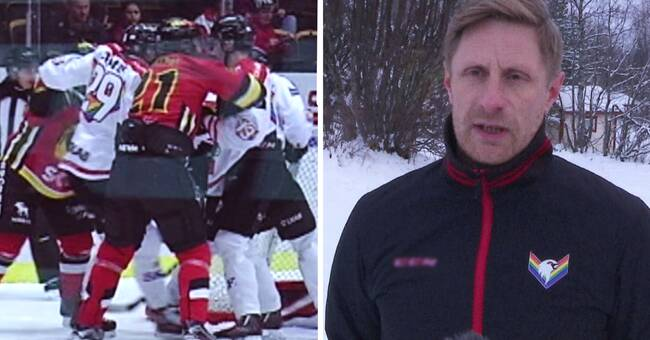 Infekterat efter Kiruna IF:s match – halva motståndarlaget coronasmittade