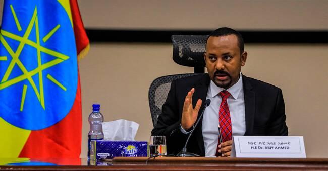 Etiopiens premiärminister segerviss – men rebellstyrkorna ger inte upp
