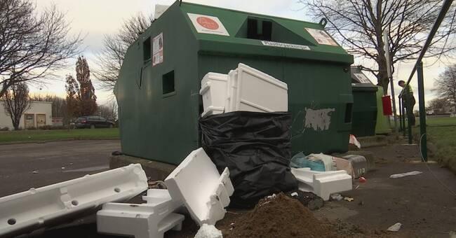 Förpackningskaoset har börjat – fullt i återvinningskärlen