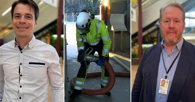 Sundsvall-Timrå flygplats satsar på fossilfritt bränsle