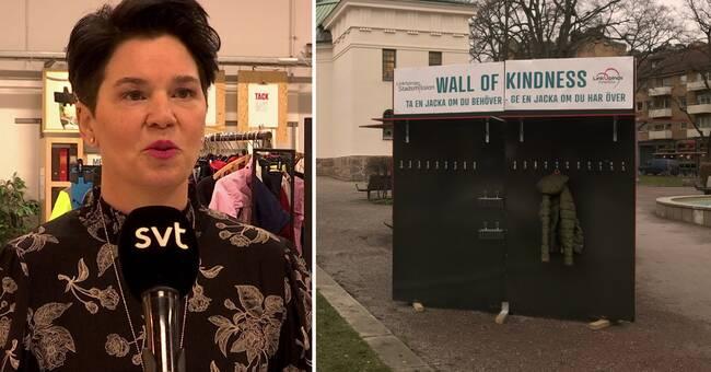 Snällhetsvägg sätts upp i Linköping och Norrköping