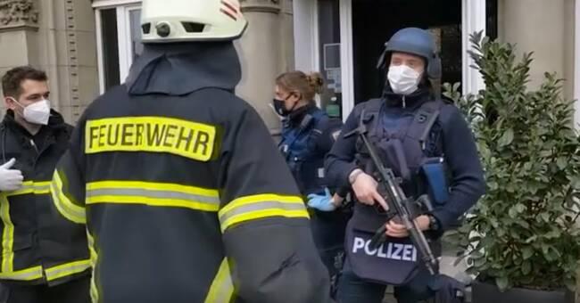 """Svenska Lovisa: """"Folk skrek och det låg människor överallt"""""""