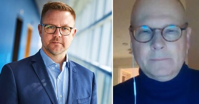 Mats Knutson: Kan bli svårt för Federley att sitta kvar