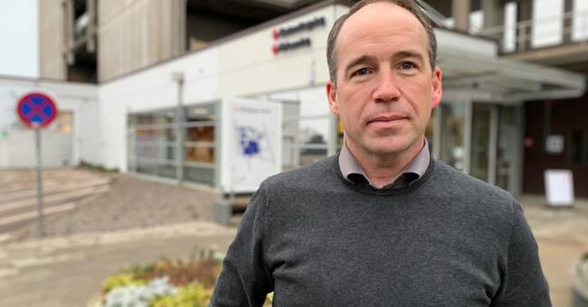 """Akutvårdschefen om coronaläget: """"En skör tråd vi är på"""""""